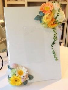 結婚式準備 ウェルカムボード|横浜 元町 ウエディングサロン