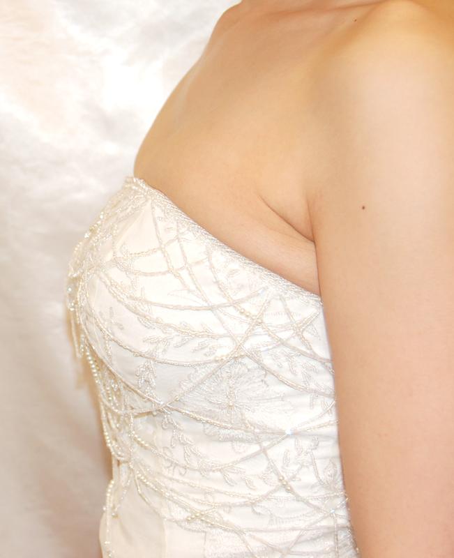 """結婚式準備""""衣装選び""""/横浜 元町 ウエディングサロン"""