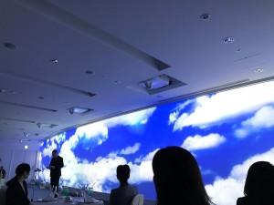新宴会場見学(ヒルトン東京お台場)|横浜 元町 ウエディングサロン