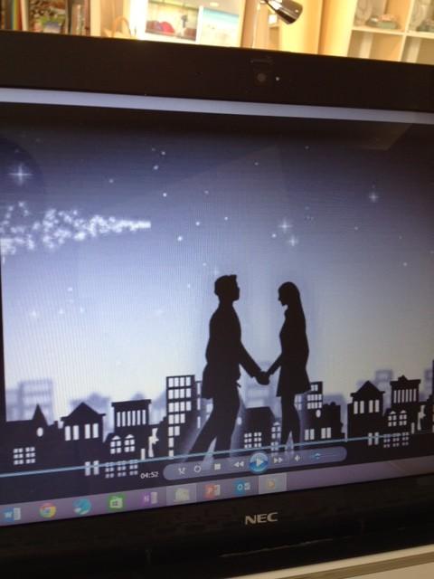 """結婚式準備""""演出ムービー""""/横浜 元町 ウエディングサロン"""