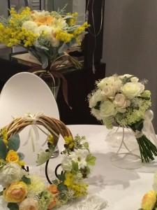 5月の手作りブーケ相談会開催!|横浜 元町 ウエディングサロン