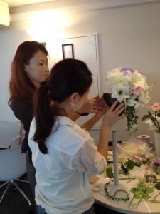 大人気の手作りブーケ無料相談会開催♪|横浜 元町 ウエディングサロン