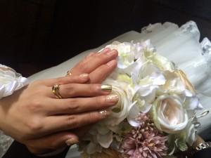 結婚式で感謝の気持ちを伝えられました!|横浜 元町 ウエディングサロン