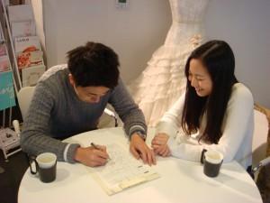 出張結婚式場相談!|横浜 元町 ウエディングサロン