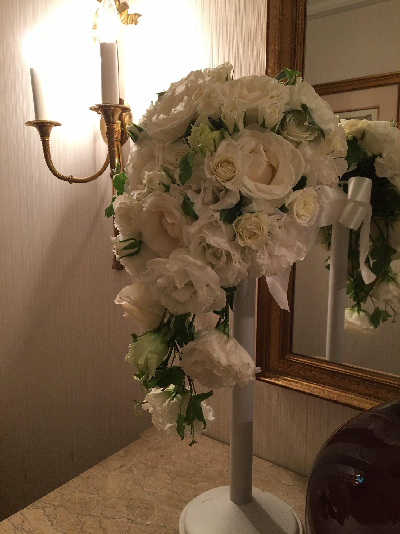 ホテルニューグランドでの結婚式♪