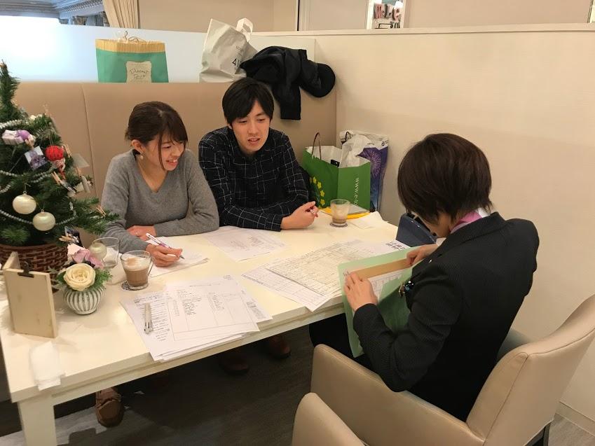 結婚式最終打合せ!/横浜 元町 ウエディングサロン